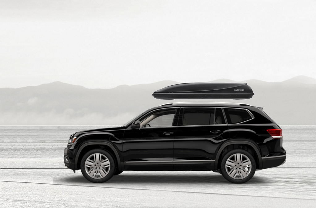 Volkswagen Atlas Roof Cargo Box
