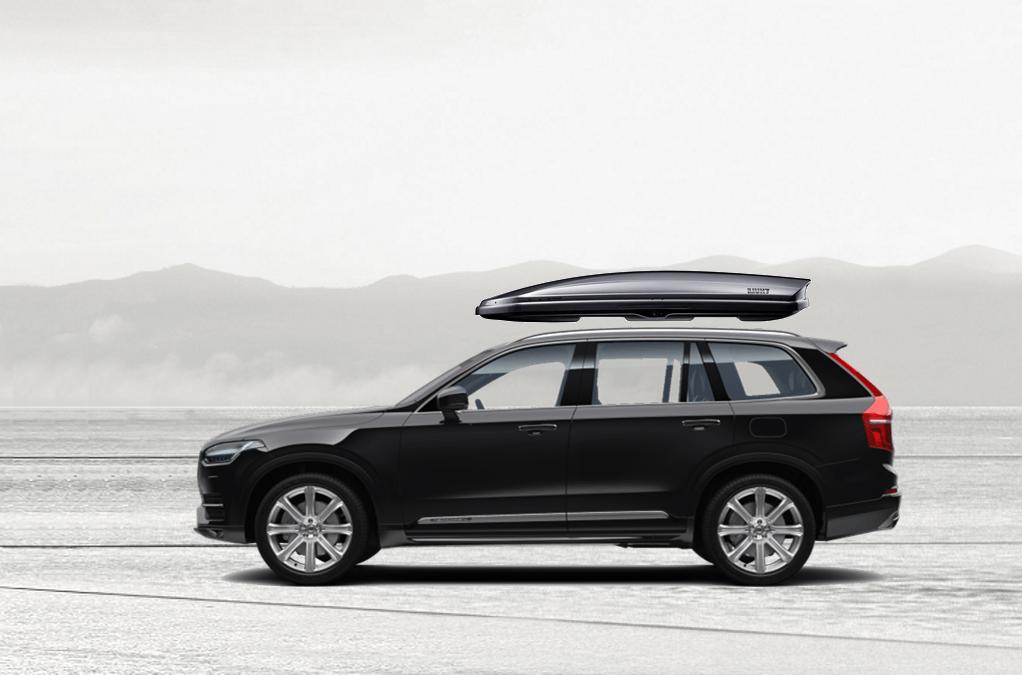 Volvo Xc90 车顶箱
