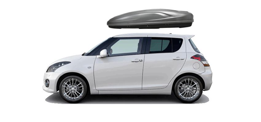 Suzuki Swift Roof Box