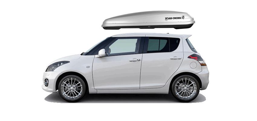 Suzuki Swift Rooftop Cargo Box