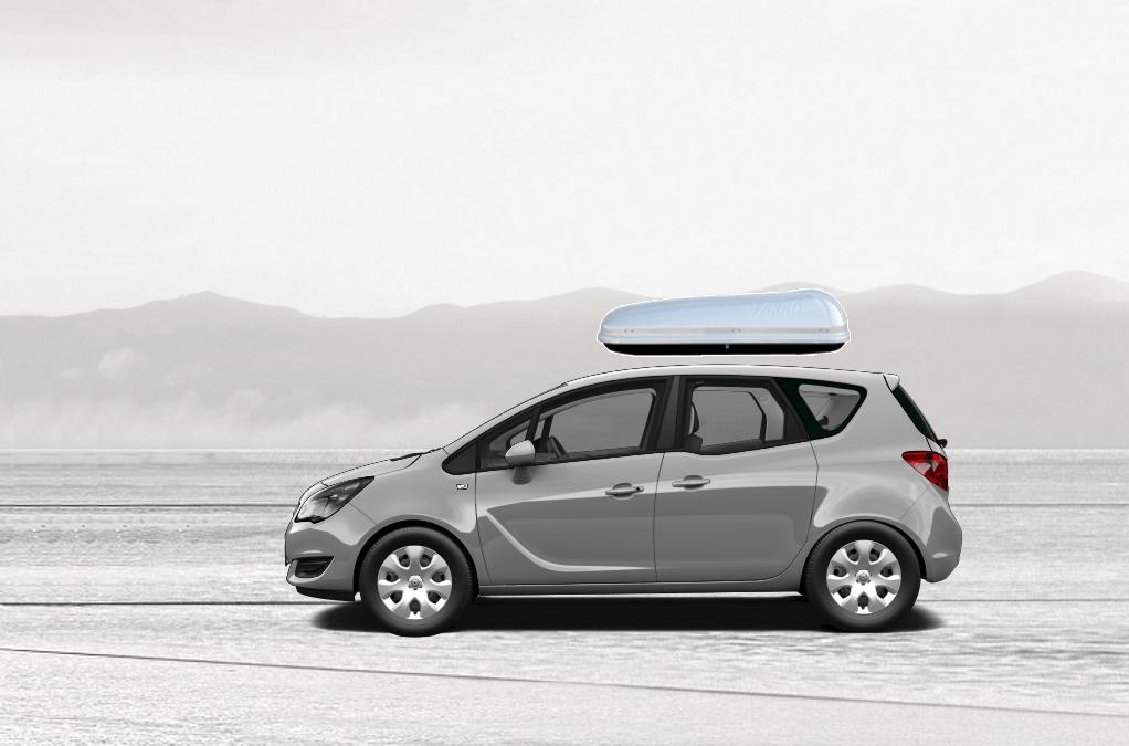 Opel Meriva Roof Box