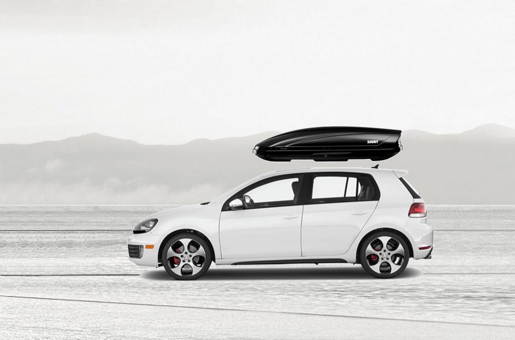 Volkswagen Golf 车顶箱