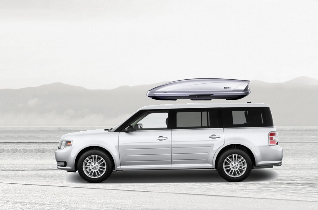 Motion  Silber On Ford Flex
