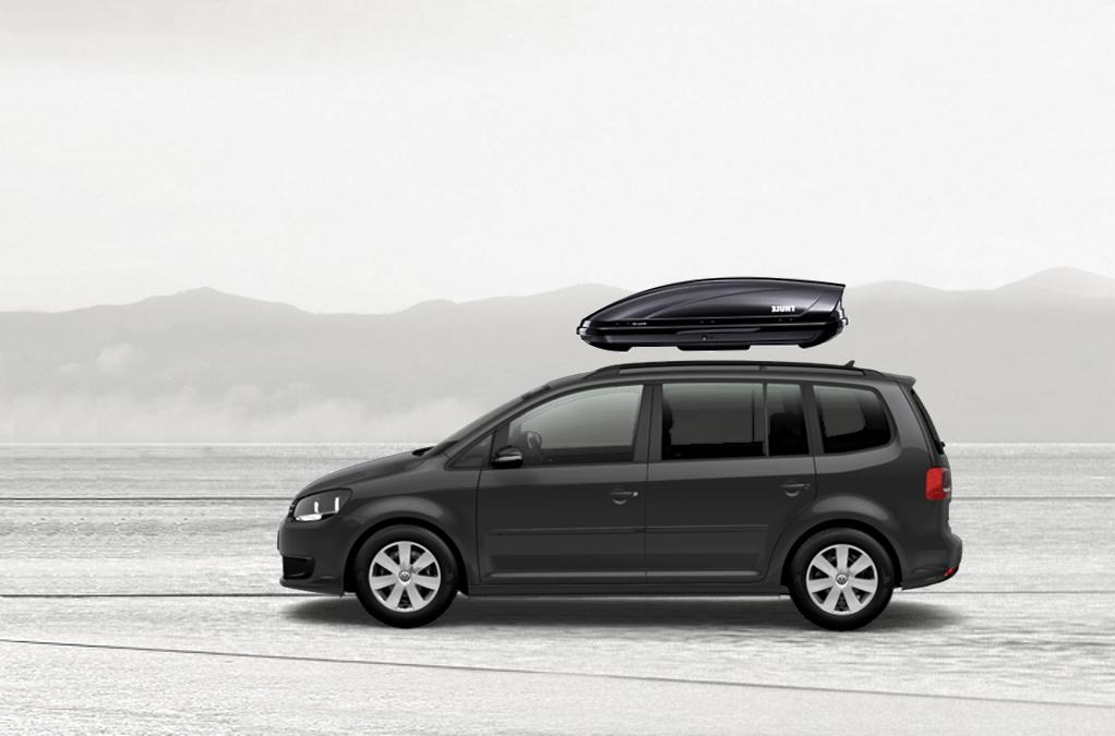 Volkswagen Touran 车顶箱