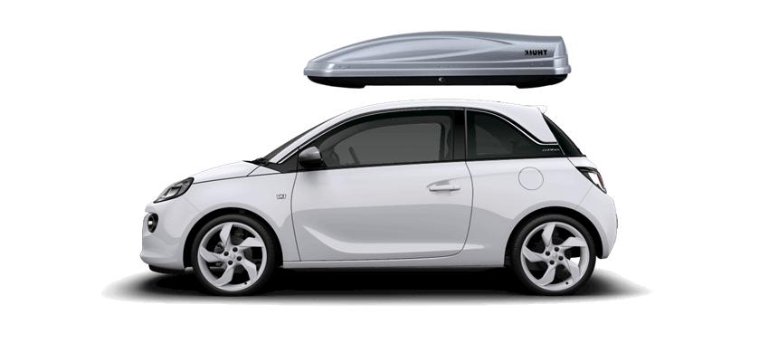 opel roof top cargo box. Black Bedroom Furniture Sets. Home Design Ideas