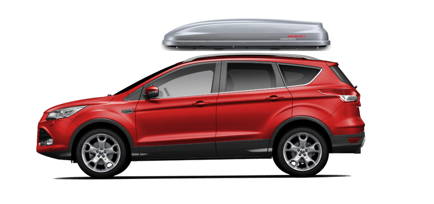 Ford Kuga Roof Box