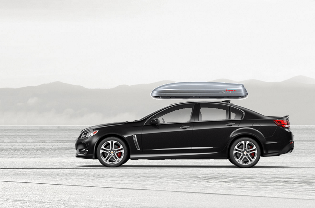 Chevrolet Ss Roof Box