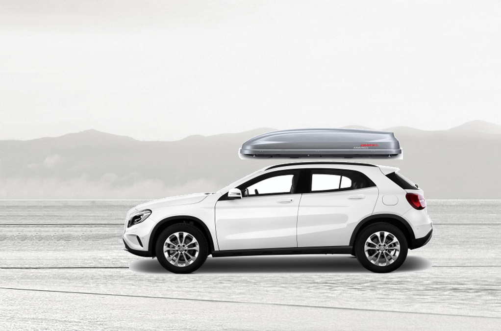 Mercedes Gla Roof Box