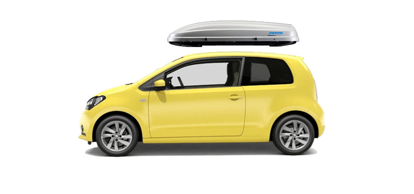 Seat Mii Roof Box