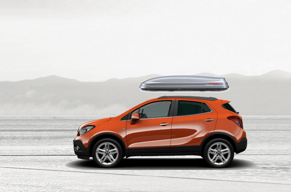 Opel Mokka Roof Box
