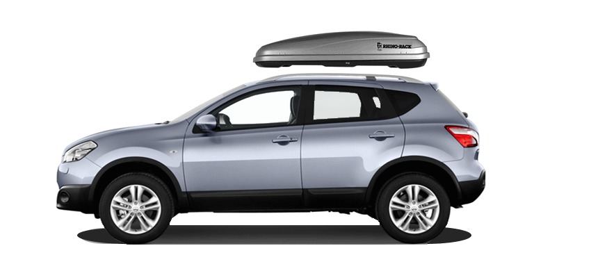 nissan qashqai rooftop cargo box. Black Bedroom Furniture Sets. Home Design Ideas