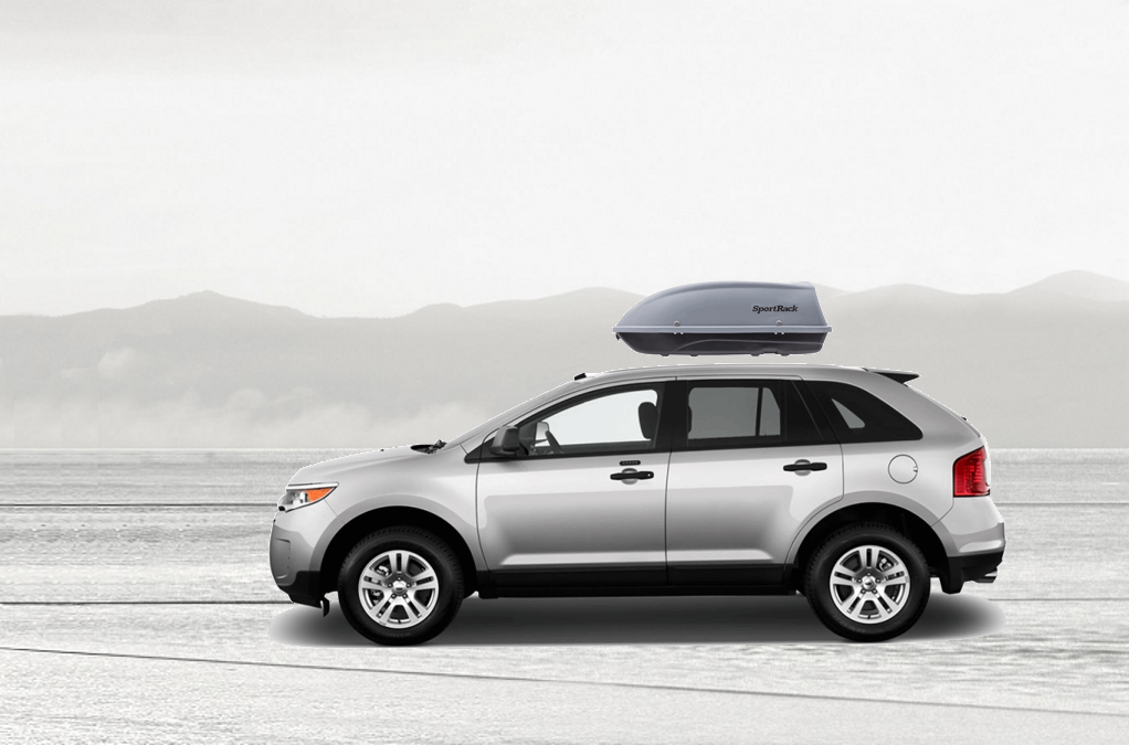 Ford Edge Rooftop Cargo Box