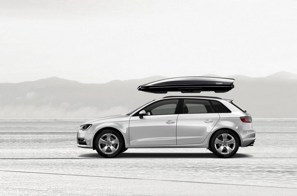 Audi A3 车顶箱