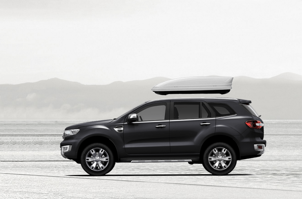 Ford Everest Roof Box