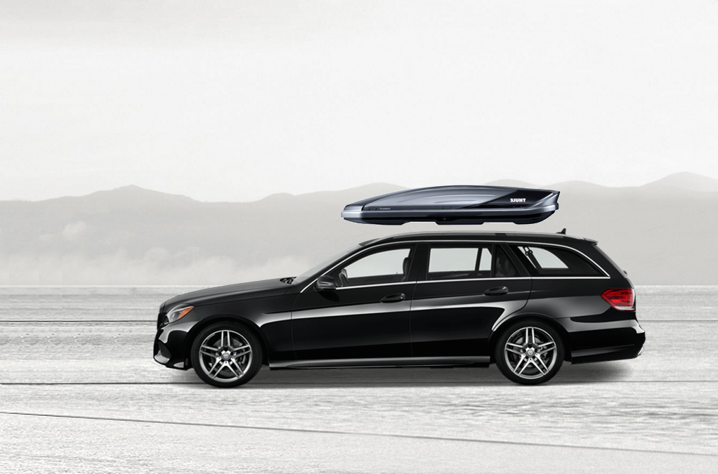 Mercedes e for Mercedes benz roof box 450 dimensions