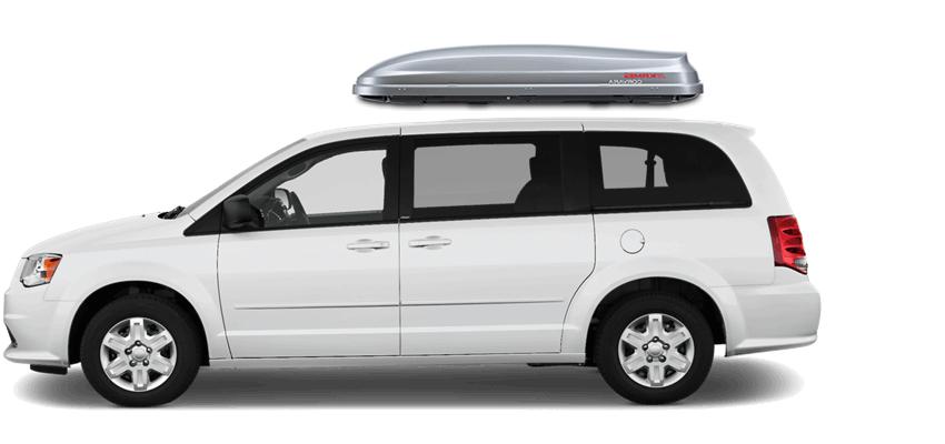 Dodge Grand Caravan Roof Box