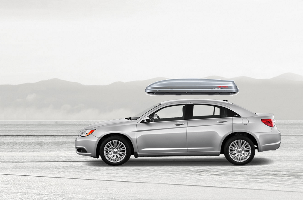 Chrysler 200 Roof Box