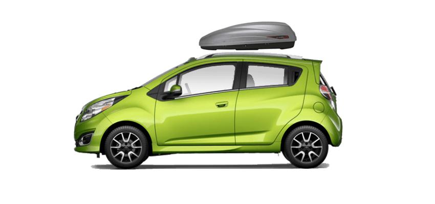 Chevrolet Spark Roof Box