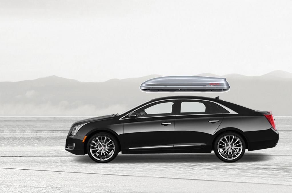 Cadillac Xts Roof Box