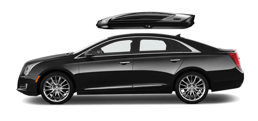 Cadillac Xts Rooftop Cargo Box