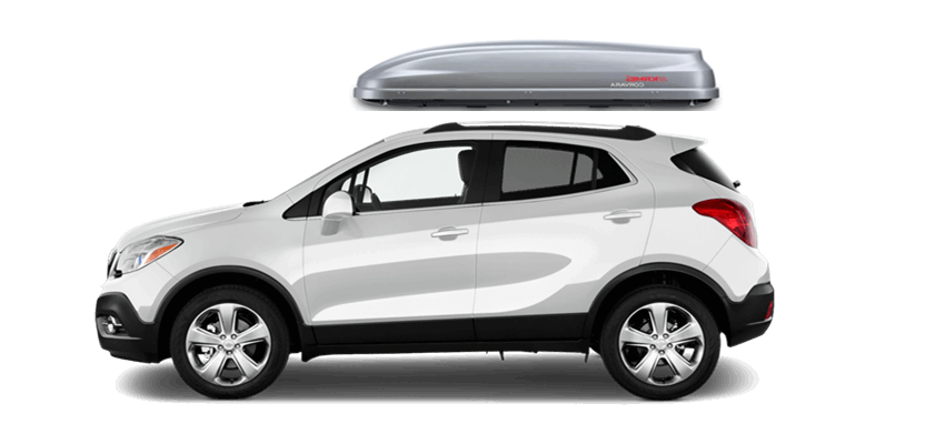Buick Encore Roof Box