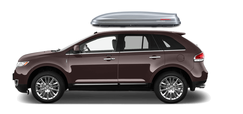 Lincoln Mkx Roof Box