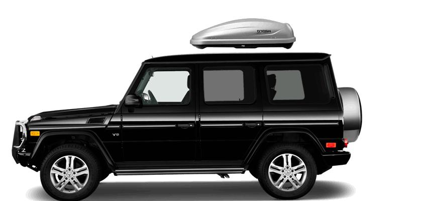 dachbox mercedes g dachboxenvergleich. Black Bedroom Furniture Sets. Home Design Ideas