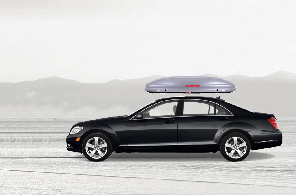 Mercedes S Roof Box