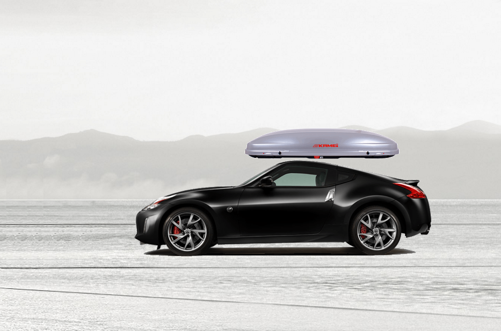 Nissan 370z Roof Box