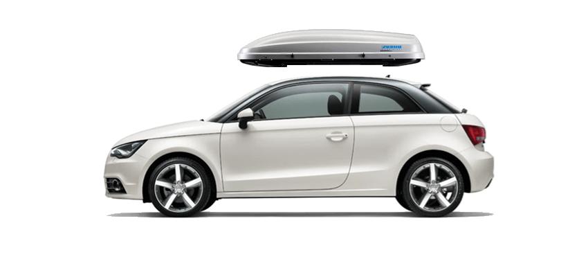 Audi A1 Roof Box