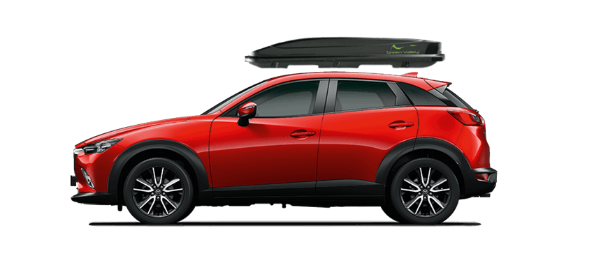 mazda cx 3 roof box. Black Bedroom Furniture Sets. Home Design Ideas