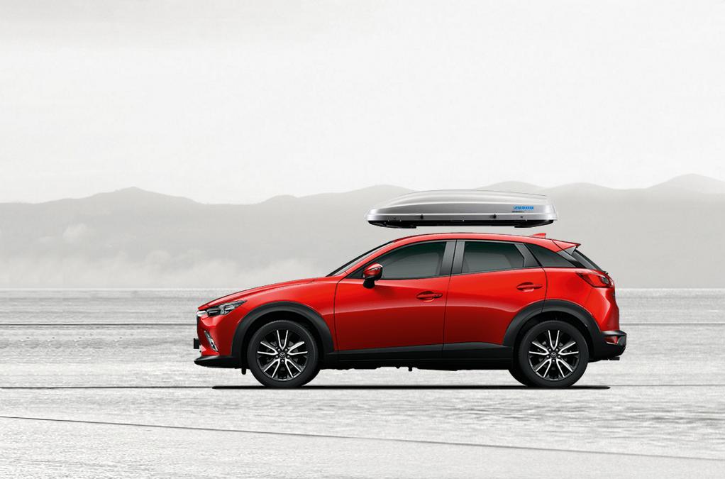 Mazda Cx 3 Roof Box