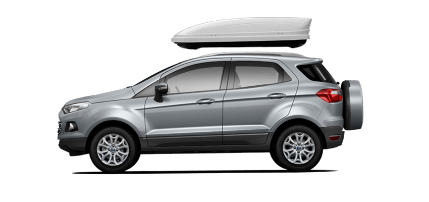Ford Ecosport Roof Box