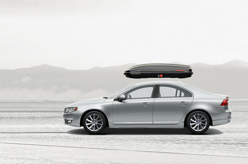 Volvo S80 Roof Box
