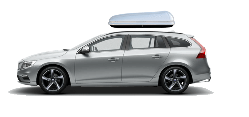 Volvo V60 Roof Box