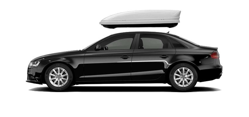Audi A4 Roof Box
